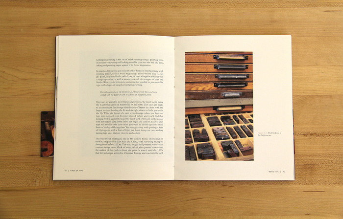 History of letterpress: When Type Kisses Paper 6