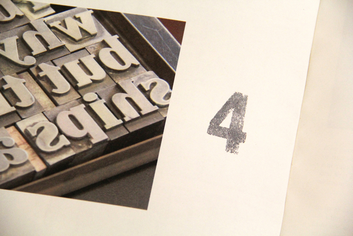 History of letterpress: When Type Kisses Paper 7