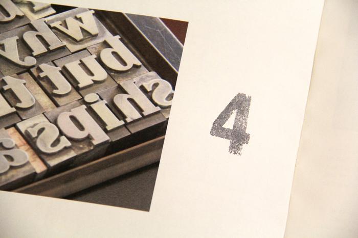 History of letterpress: When Type Kisses Paper 7