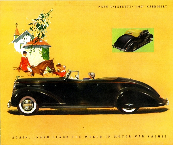 1937 Nash brochure 2