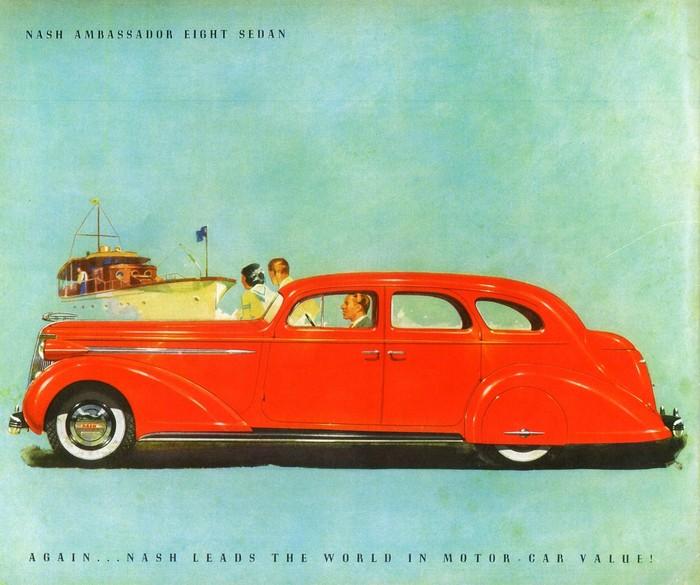 1937 Nash brochure 3