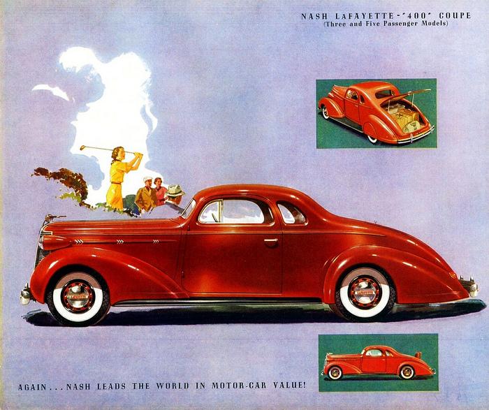 1937 Nash brochure 4