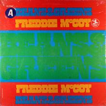 Freddie McCoy – <cite>Beans &amp; Greens</cite> album art