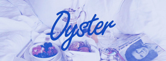 Oyster secondary logo 2