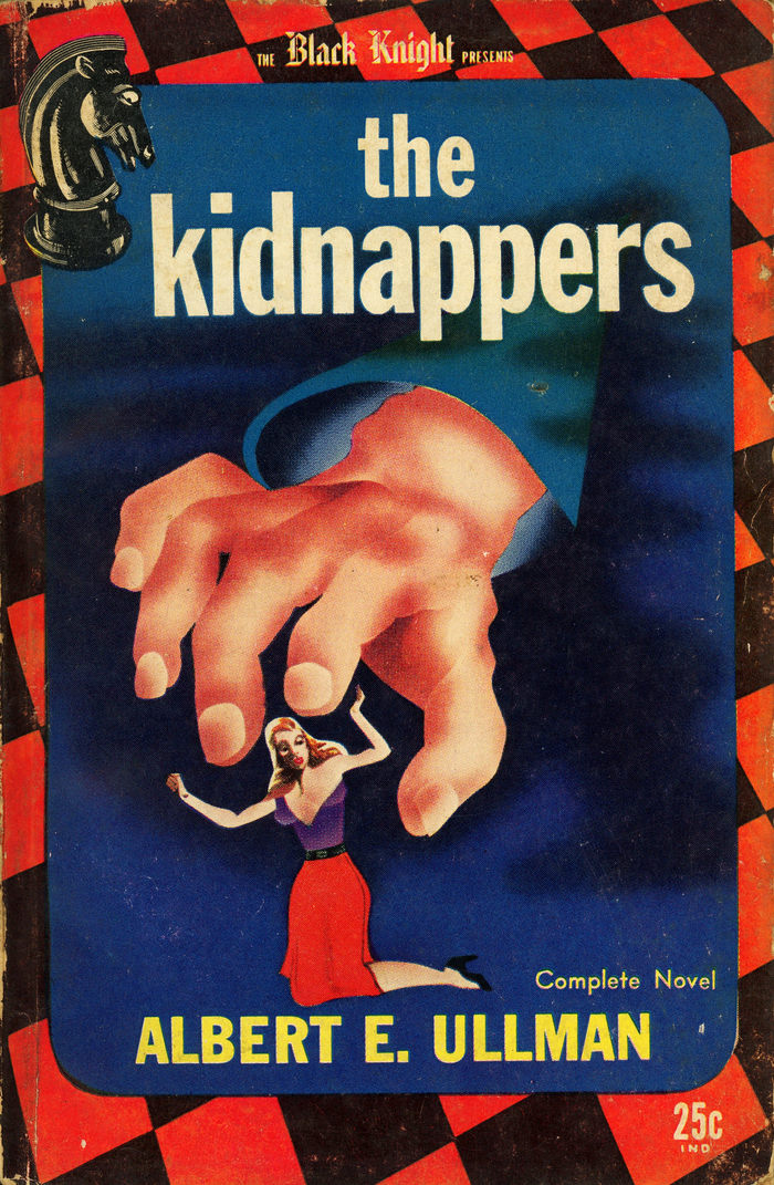 The Kidnappers by Albert E. Ullman 2