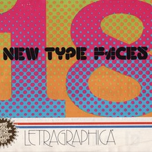 <cite>18 New Type Faces</cite> – Letraset Letragraphica