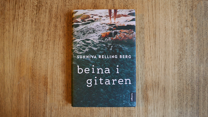 Beina i Gitaren bySunniva Relling Berg 2