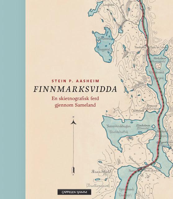 Finnmarksvidda by Stein P. Aasheim