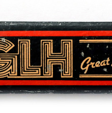 Hohner Great Little Harp harmonica and box