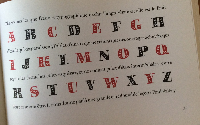 Manuale Typographicum by Hermann Zapf 1