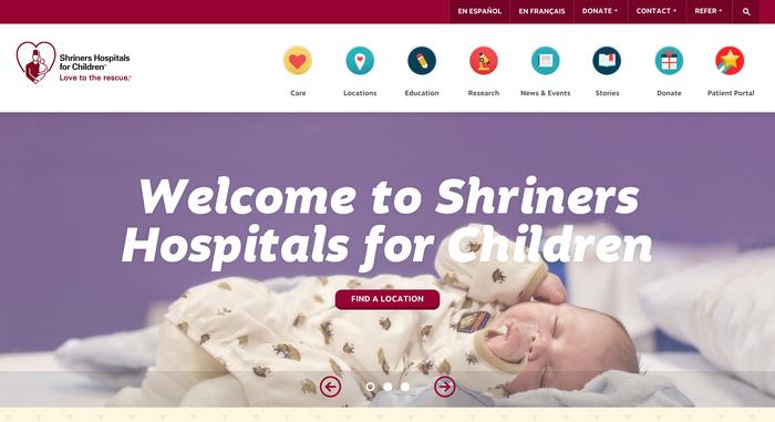 Shriners Hospital for Children 2