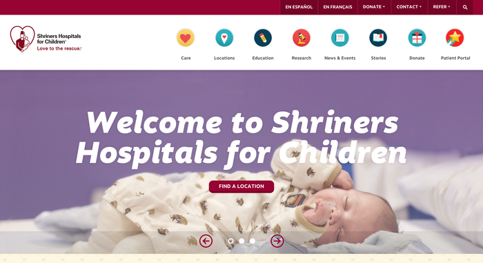 Shriners Hospital for Children 2