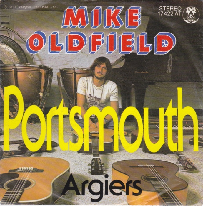 """Portsmouth"" / ""Argiers"" – Mike Oldfield"