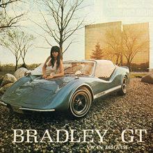 Bradley GT ads (1972–74)