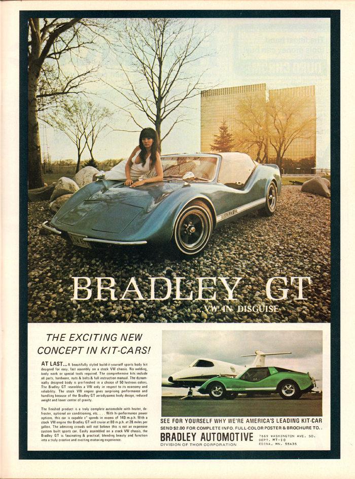 Motor Trend, October 1973