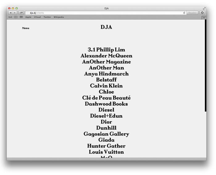 DJA website 5