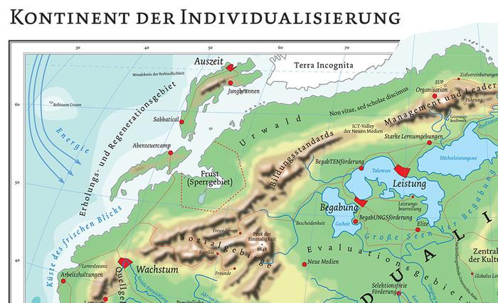 Kontinent der Individualisierung 2