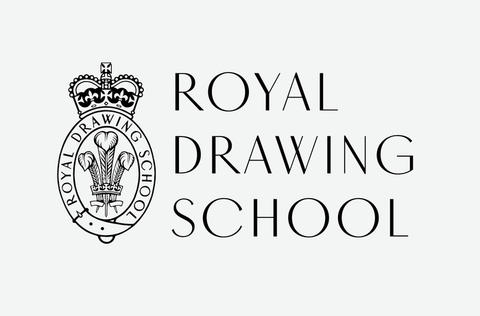 Royal Drawing School identity 1