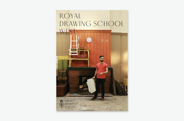 Royal Drawing School identity 3