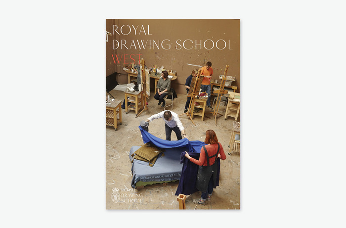 Royal Drawing School identity 5