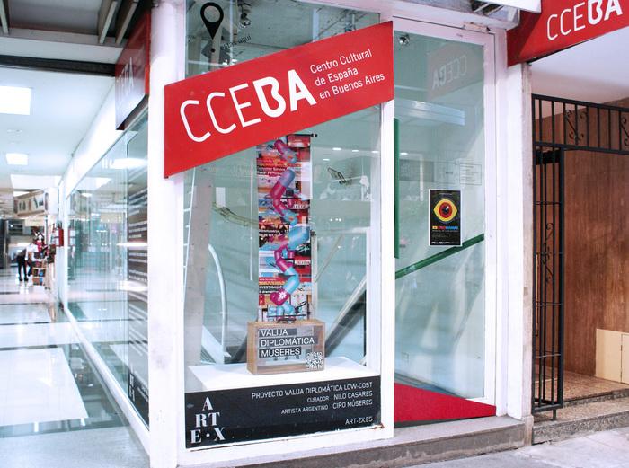 CCEBA – Centro Cultural de España En Buenos Aires 4