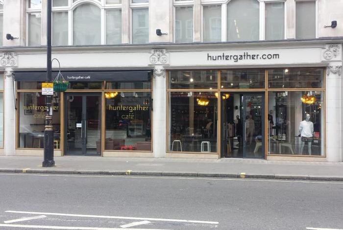 Huntergather shops 3