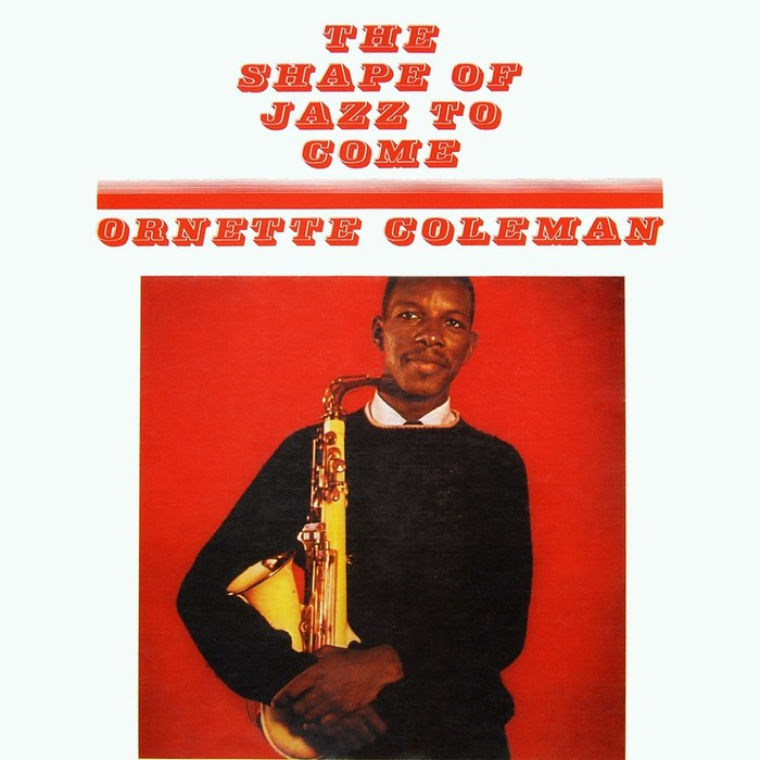 Ornette Coleman – The Shape of Jazz to Come album art