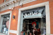 Antler branding