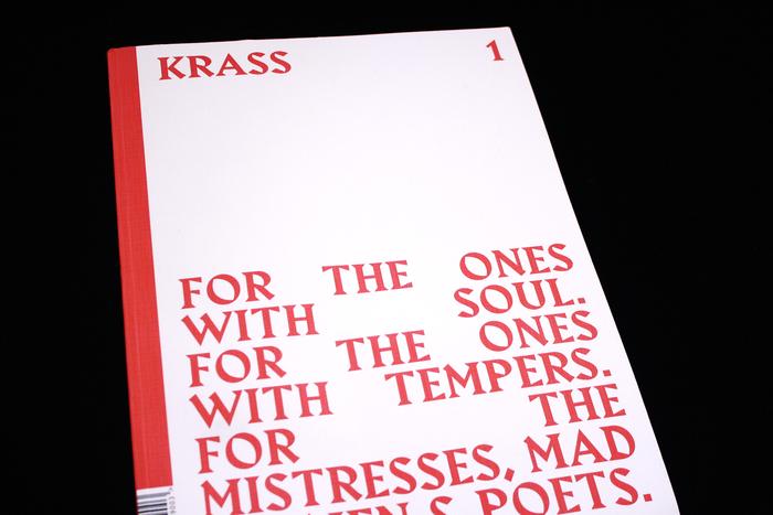 Krass Journal issue 1 1