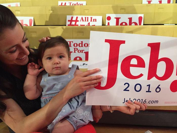 Jeb Bush 2016 presidential campaign logo 5