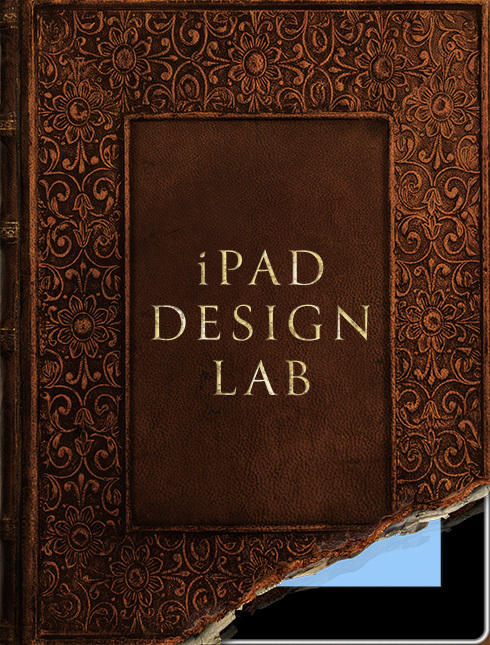 iPad Design Lab ebook cover 1