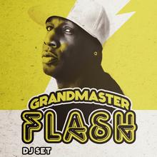 Grandmaster Flash poster