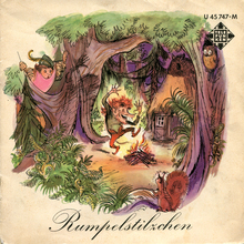 Fairy tales by the Brothers Grimm, Telefunken