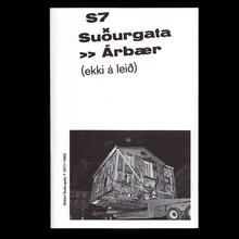 <cite>Suðurgata</cite> 7