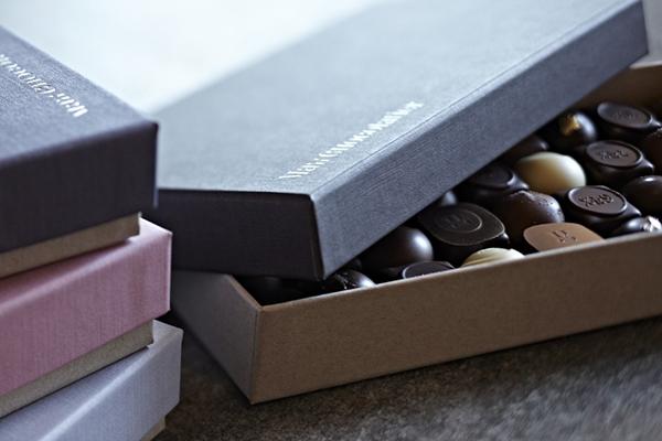 Max Chocolatier branding 6