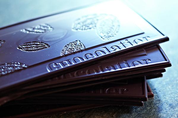 Max Chocolatier branding 2