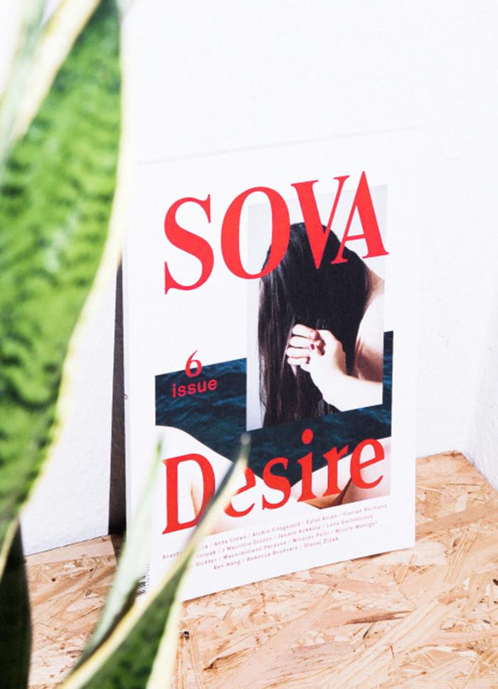 "Sova Magazine Issue 6 – ""Desire"" 1"