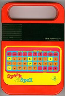 Speak & Spell logo