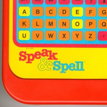 Speak & Spell logo