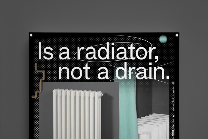 "BBDO Value No. 5/10 ""Is a radiator, not a drain."" 2"