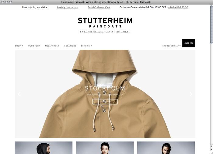 Stutterheim website 1