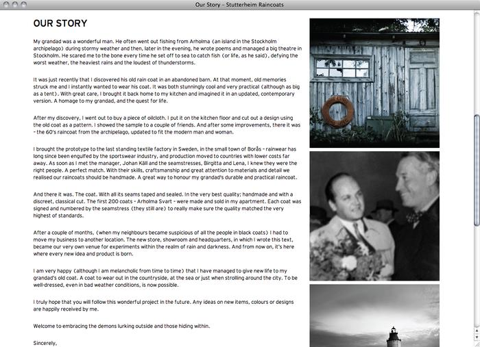 Stutterheim website 3