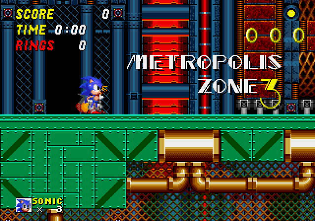 Sonic the Hedgehog 2 level titles 5