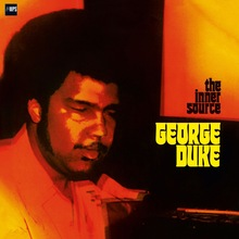 George Duke – <cite>The Inner Source </cite>album art