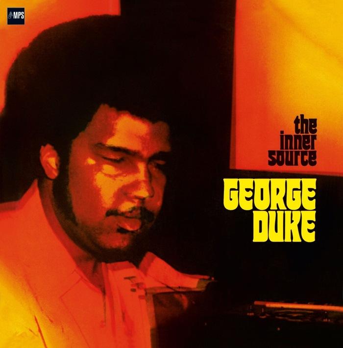 George Duke – The Inner Source album art