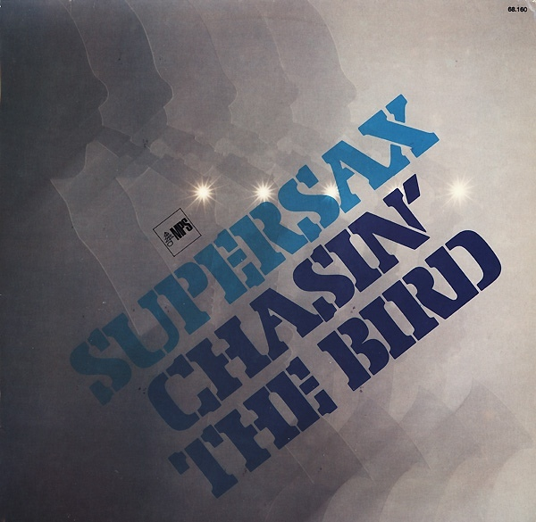 Supersax – Chasin' The Bird album art