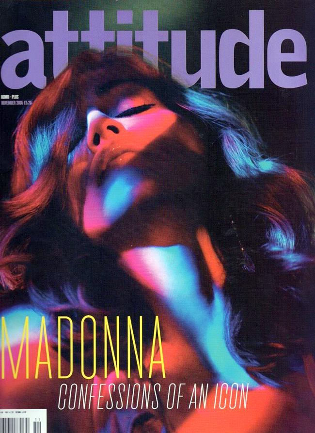 Attitude magazine 5