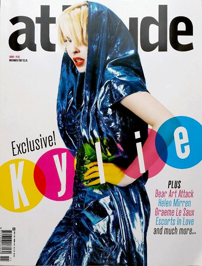 Attitude magazine 6