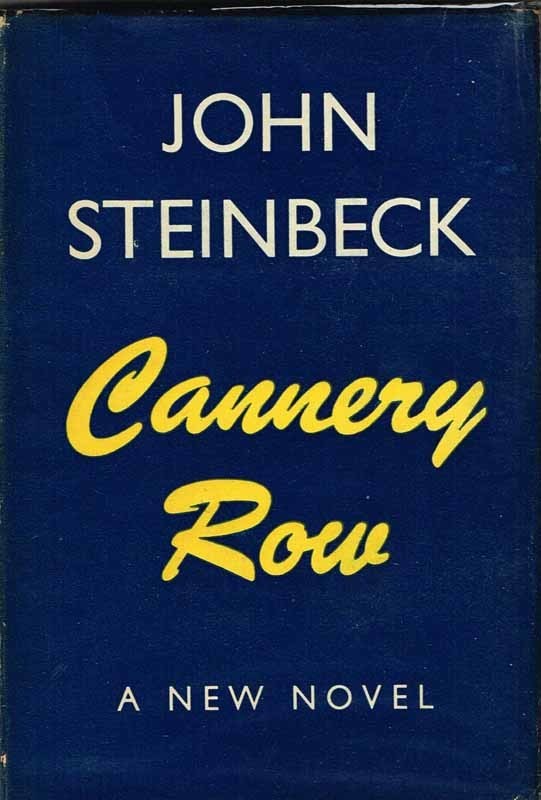New York: The Viking Press, 1945. First Edition. Second issue with canary yellow cloth.