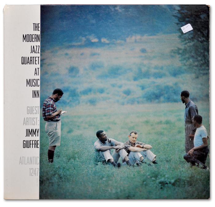 The Modern Jazz Quartet At Music Inn album art